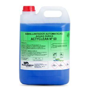 Abrillantador-Lavavajillas-Máquina-Actyclean-Nº60-5-Litros Alcaraz higiene