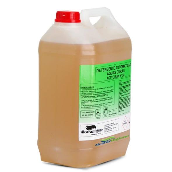 limpiador de vajillas liquido