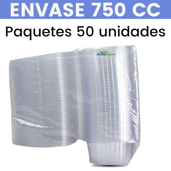 Envase de plastico