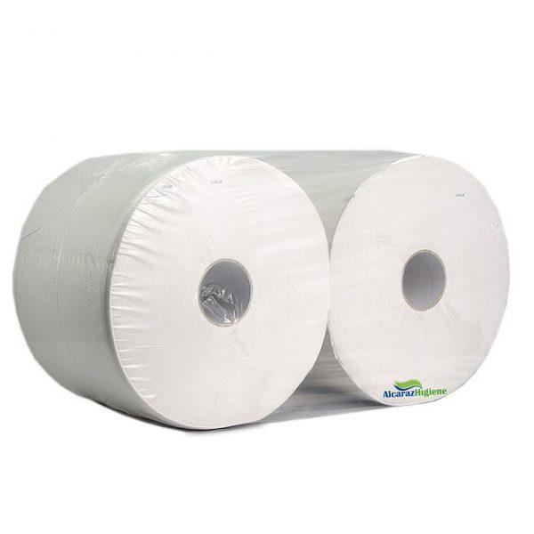 Bobina papel industrial reciclada