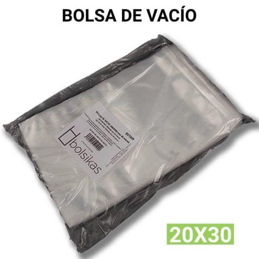 Bolsa de vacio alimentos 20x30