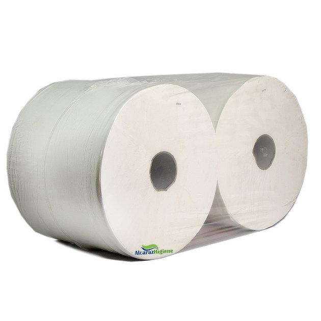 bobina blanca papel Alcaraz Higiene