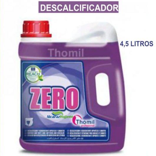 Descalcificador 4.5 kg Alcaraz higiene