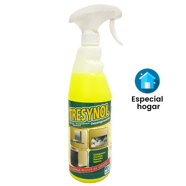 Desengrasante cocinas Tresynol pulverizador hogar 750 ml