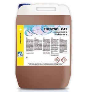 Desengrasante desinfectante profesional Tresynol Cat 5 litros