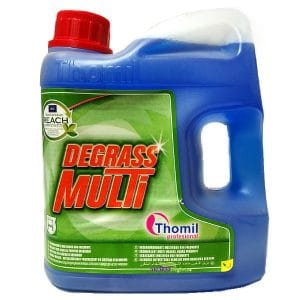 Desengrasante profesional Thomil Degrass Multi 4 litros