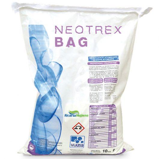 Detergente en polvo lavado de ropa Neotrex 20 kg