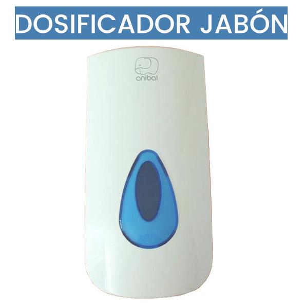 Dosificador de jabon y gel Anibal