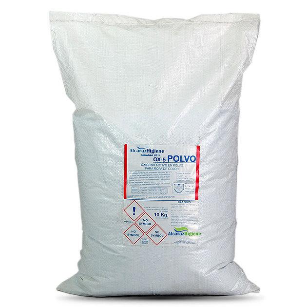 Oxígeno activo en polvo para ropa de color 10 kg