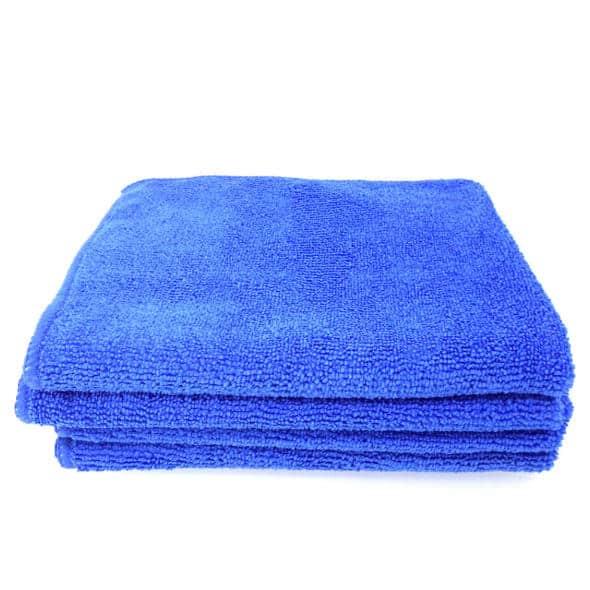 Bayeta microfibra azul 40x30