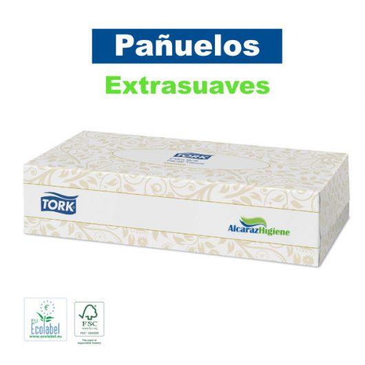 Pañuelos papel extrasuaves Tork Alcaraz Higiene (1)