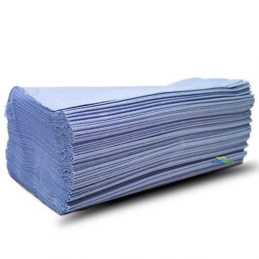 Toallas de papel secamanos tissue gofrado 2 capas