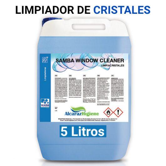 Limpiacristales hogar Samba 5 Litros