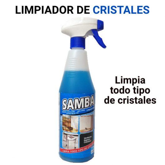 Limpiacristales hogar Samba 750 ml