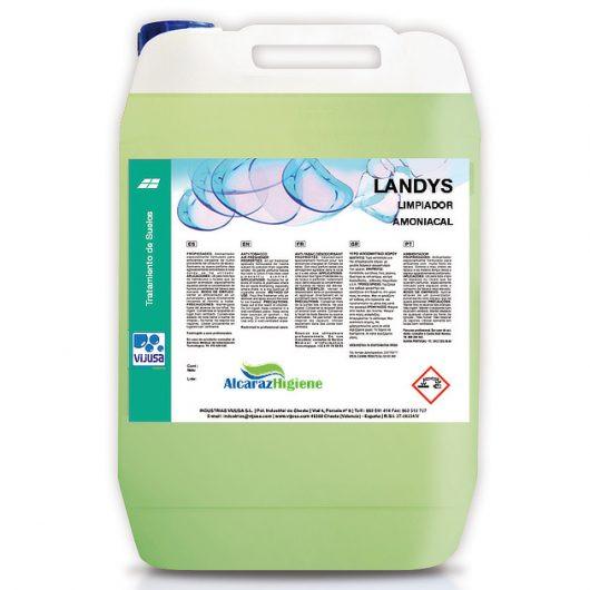 Limpiador de superficies con amoniaco Landys Alcaraz Higiene