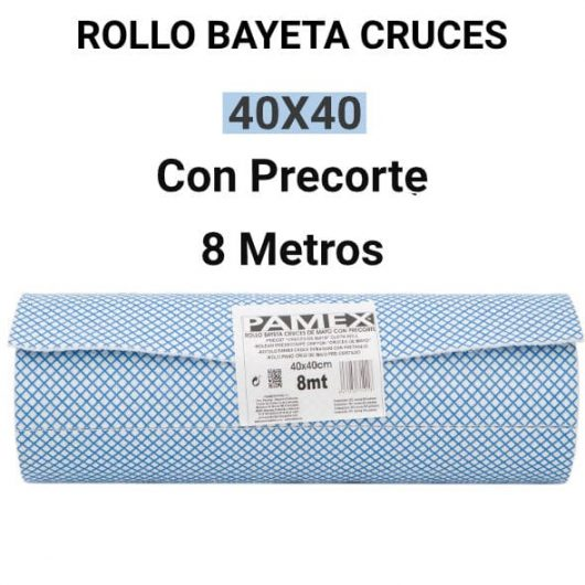 Rollo bayeta cruces de mayo