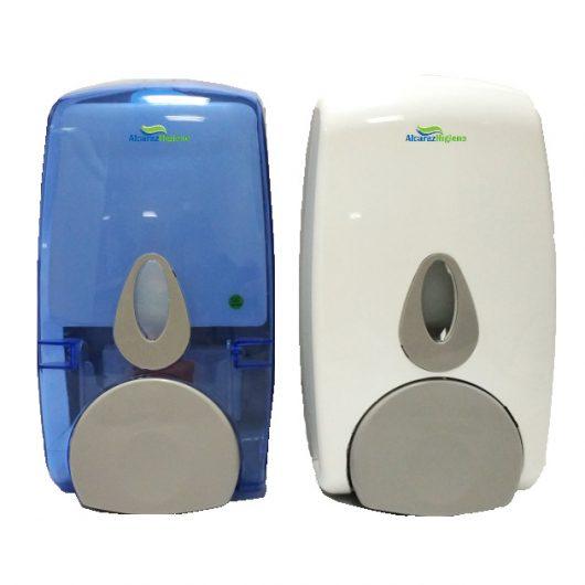 Dosificador de gel hidroalcoholico y jabón 800 ml