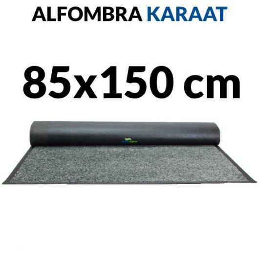 Alfombra de interior nylon y caucho Karaat 85x150 cm