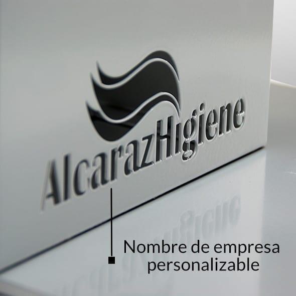 Expositor Alcaraz HIgiene logo empresa