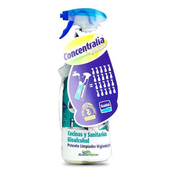 Limpiador higienizante concentralia