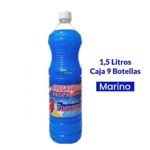 Fregasuelos higienizante profesional 1,5 litros