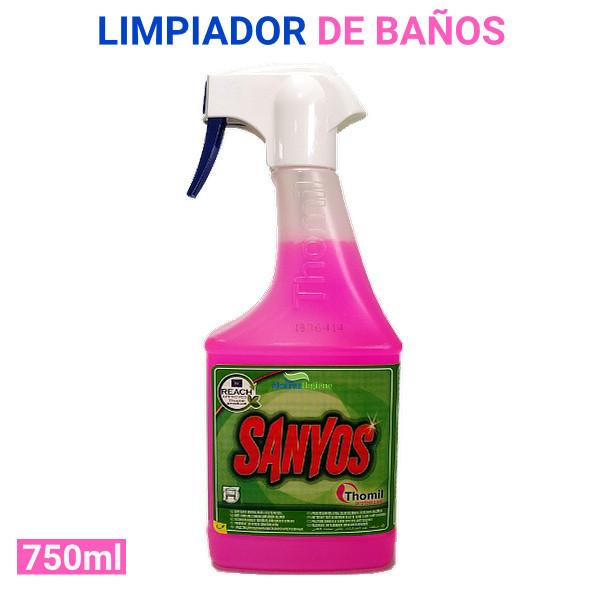 Limpiador de baños Sanyos Alcaraz Higiene