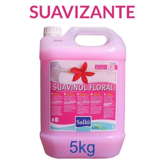 Suavizante de ropa Suavinol Floral 5 kg