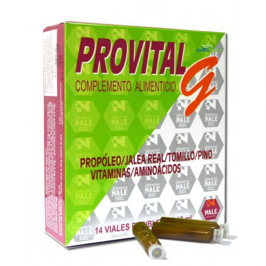 Complemento alimenticio Provital G