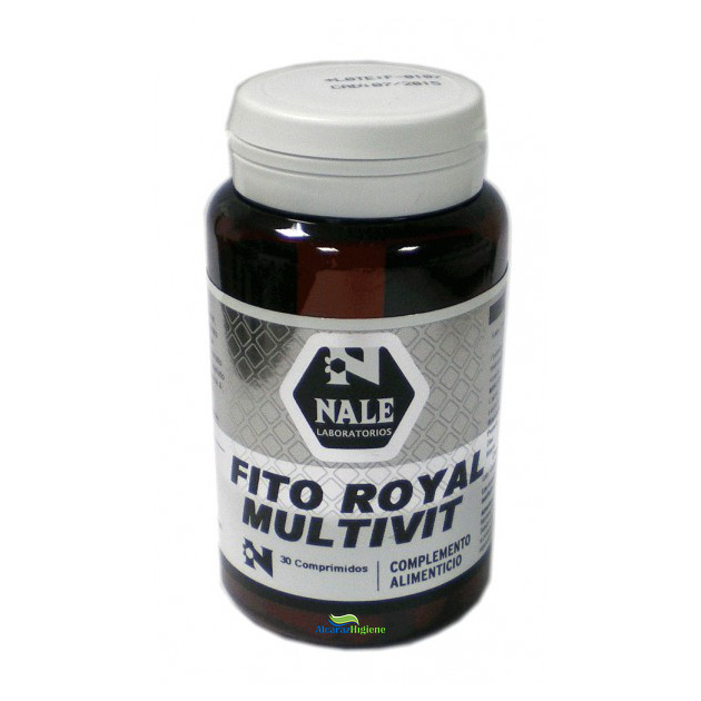 Fito Royal Multivit- 30 comprimidos