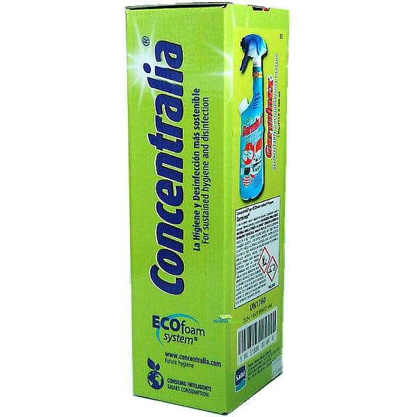 Limpiador desinfectante virucida bactericida Germinex Caja