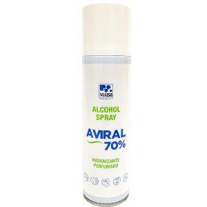 Alcohol en spray desinfectante perfumado 500 ml