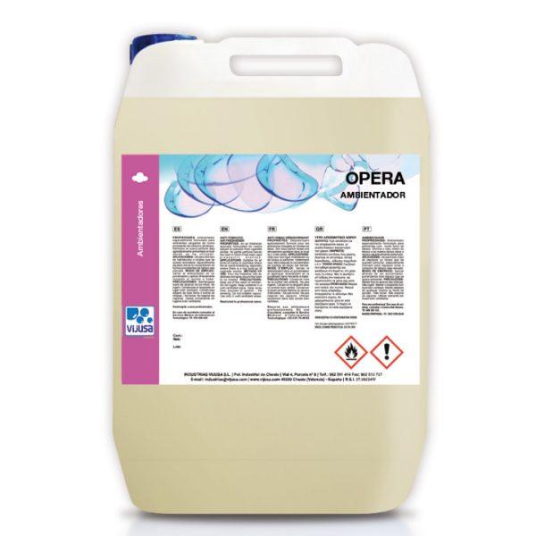 Ambientador industrial Opera
