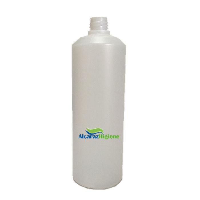 Botella de litro rellenable