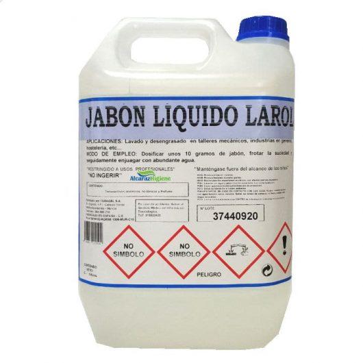 Jabon de manos liquido industrial