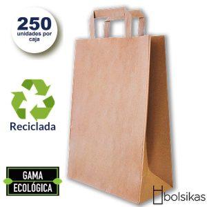 Bolsas de papel asas pequeña Higiene Alcaraz