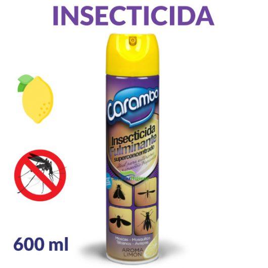 Insecticida super concentrado Caramba