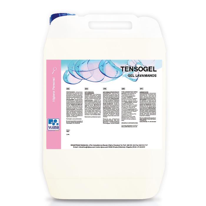Jabón de manos líquido Tensogel