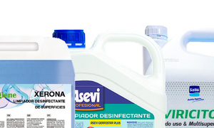 Limpiadores Virucidas