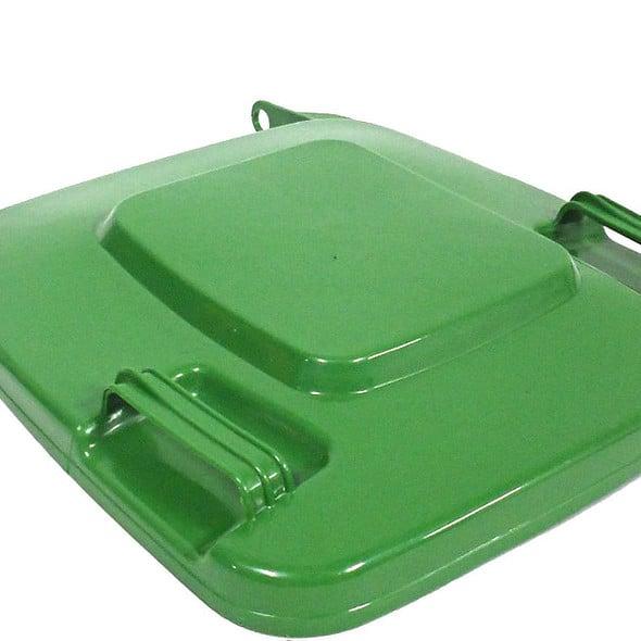 Tapa contenedor verde