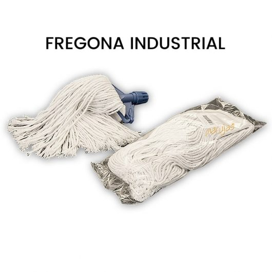 Fregona industrial mocho prensa