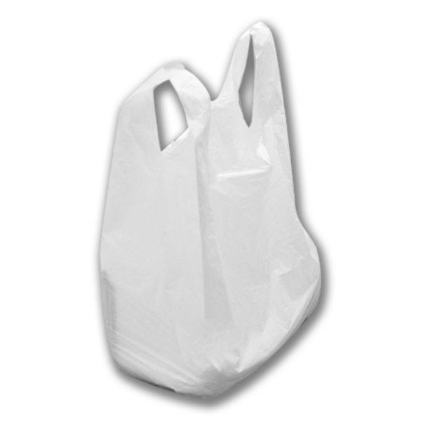 Bolsa de plástico con asas multiusos