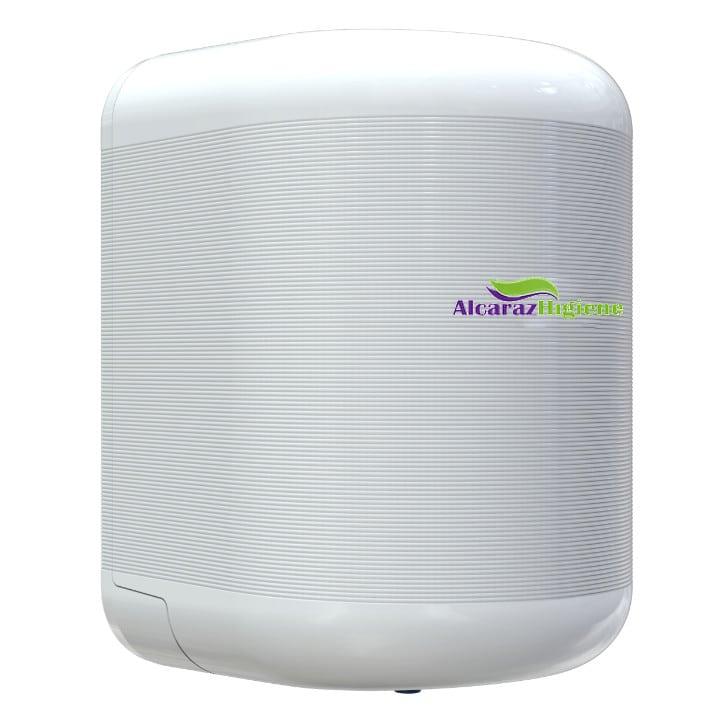 Dispensador de papel mecha eco-lux blanco