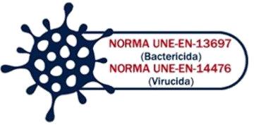 Norma UNE 13697 Y 14476 Neo quick