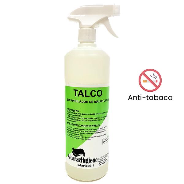 Ambientador encapsulador de malos olores Talco 1 litro