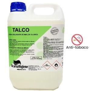 Ambientador encapsulador de malos olores Talco 5 litros