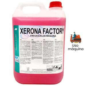 Fregasuelos máquina baja espuma Xerona Factory 5 litros