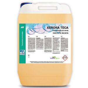 Limpiador de suelos de madera jabonoso Xerona Teca 5 litros