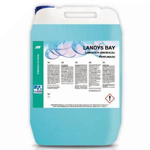 Limpiador de superficies amoniacal landys Bay