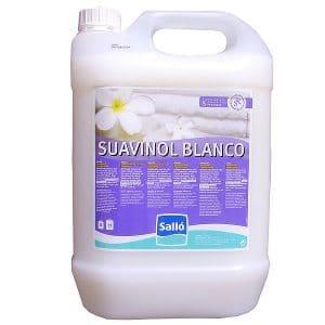 Suavizante concentrado Suavinol Blanco 5 kg