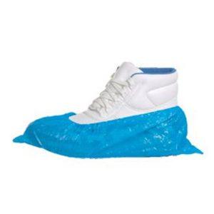 Cubre zapatos de polietileno Azul Caja 1000 calzas
